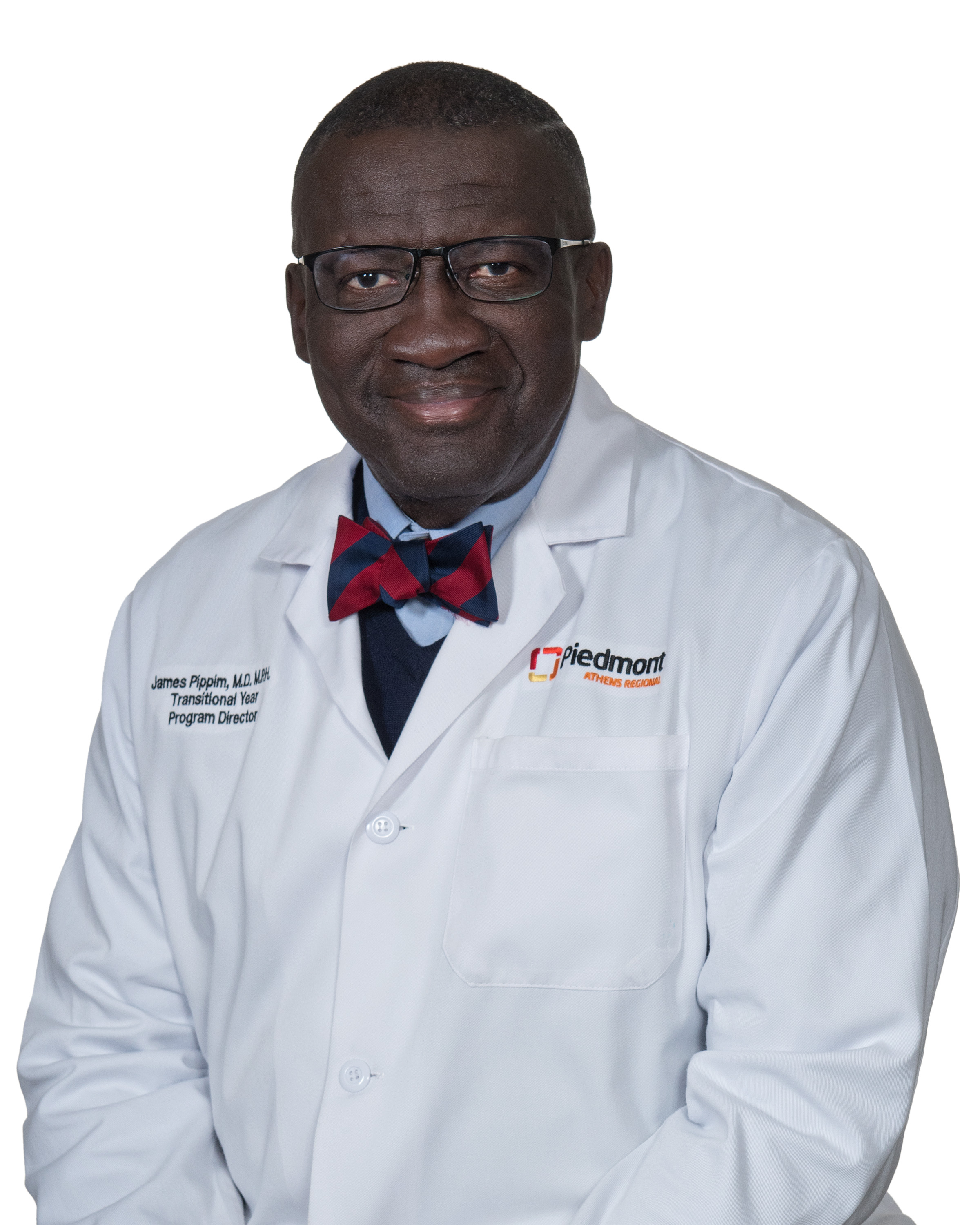 James Appiah-Pippim, MD, MPH, FACP, FCCP