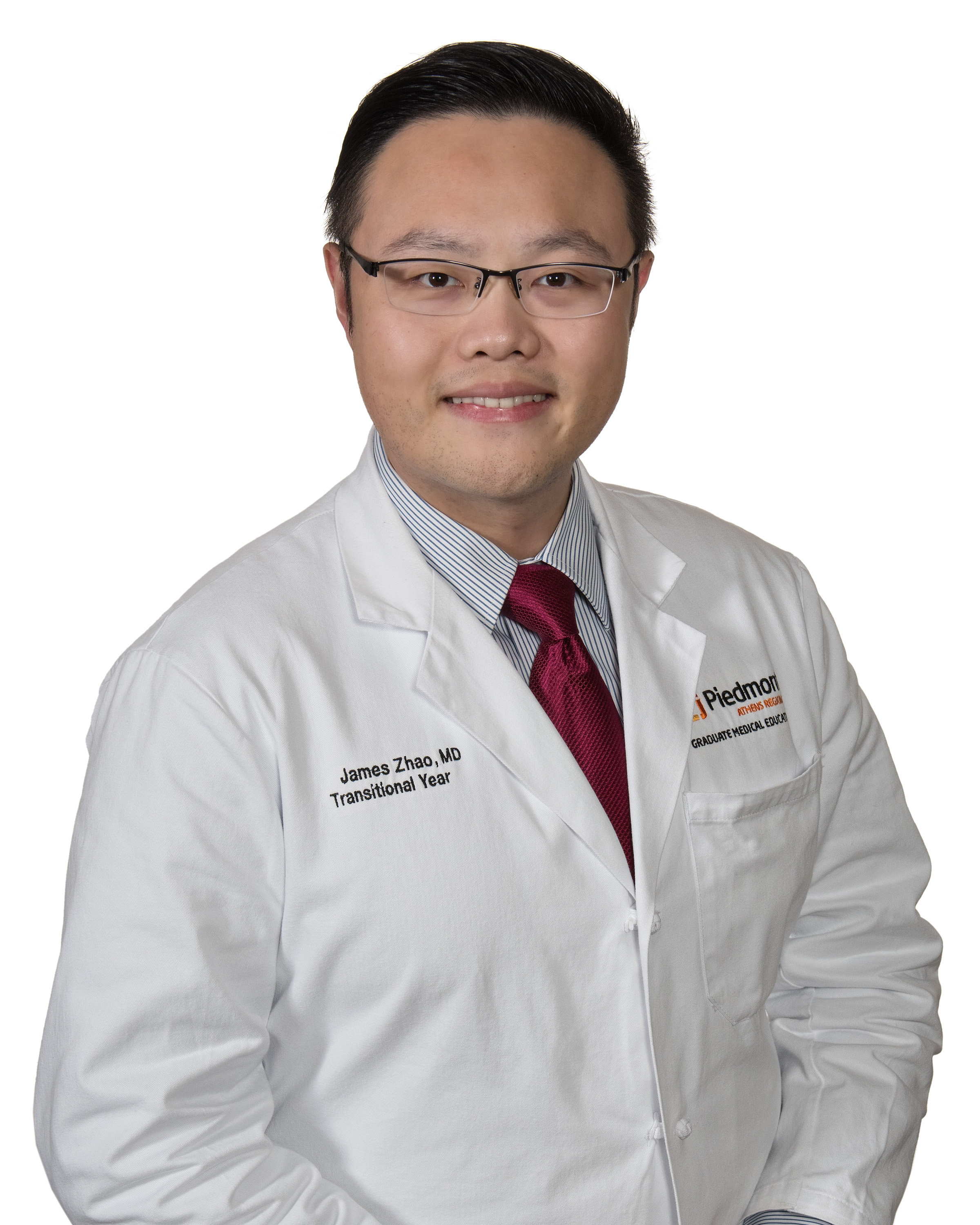 James Zhao, MD
