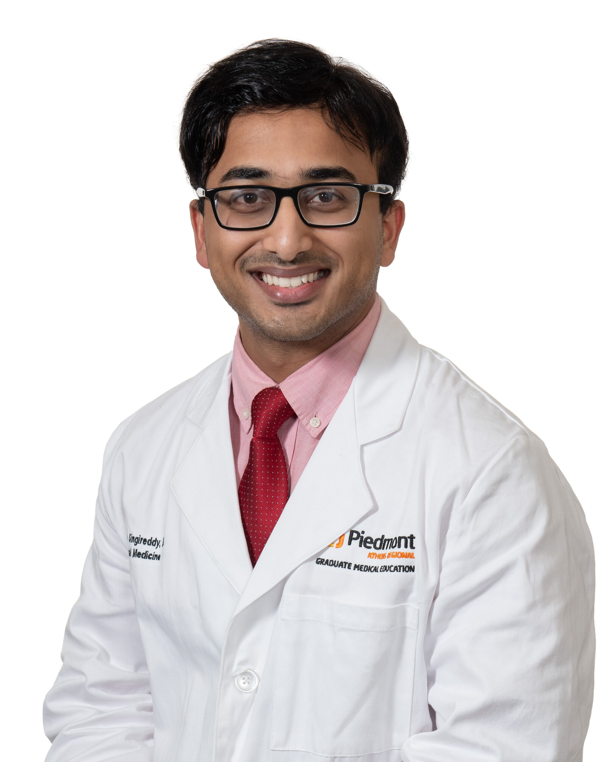 Shreyas Singireddy, MD
