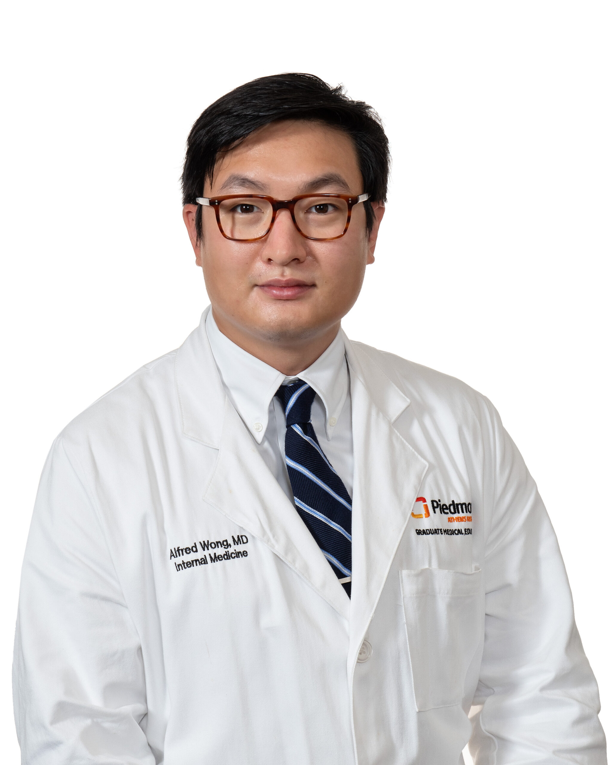 Alfred Wong, MD